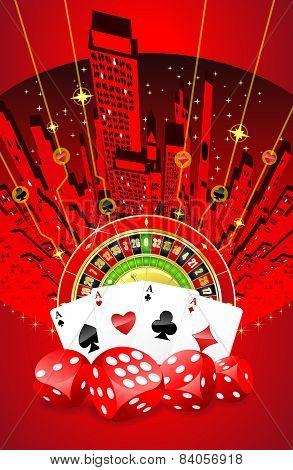 Abstract Gambling Design