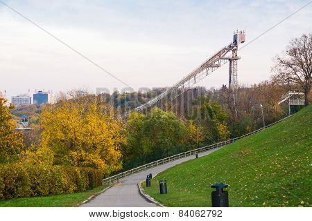 autumn springboard