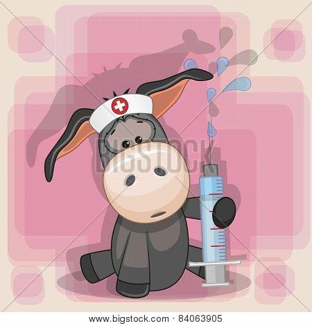 Donkey Nurse