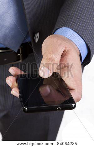 Sending/receiving text message