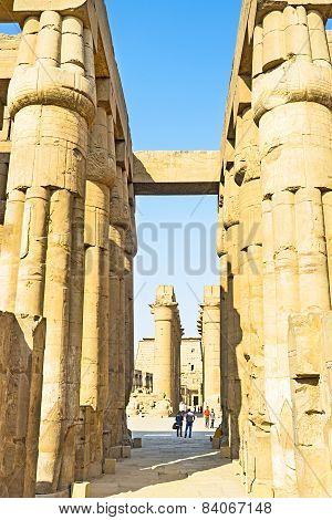 The Scenic Columns