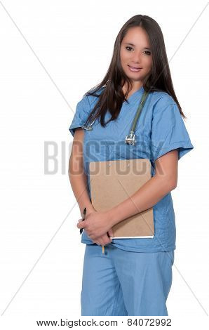 Beautiful Woman Doctor