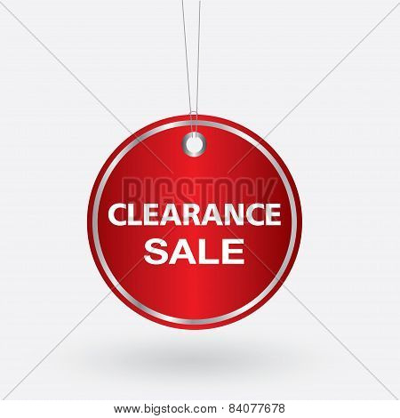 red oval clearance sale