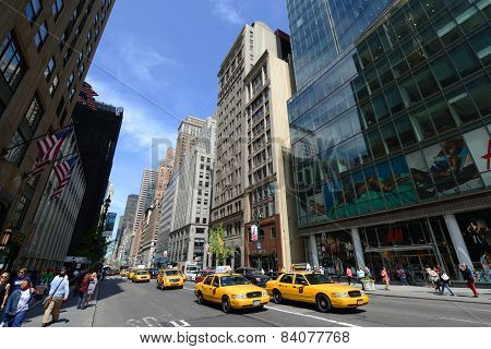 Fifth Avenue, Manhattan, New York City