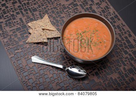 Warm Tomato Soup