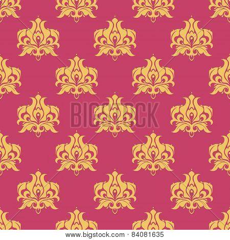 Purple Royal Pattern