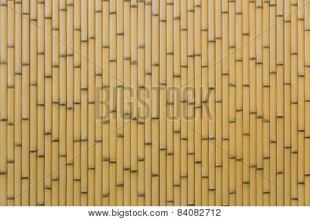 Artificial Bamboo Fence