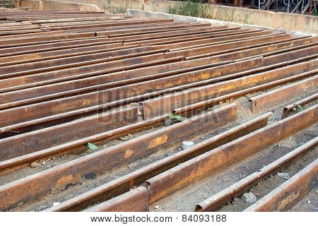 Steel floor Scaffolding used for secondary for construction