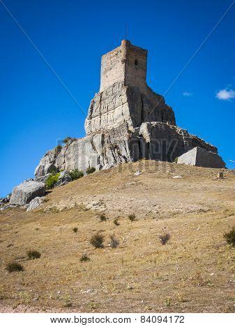 Atiensa Castle, Castilla La Manch, Spain