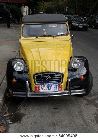 Classic Car  Citroën 2Cv