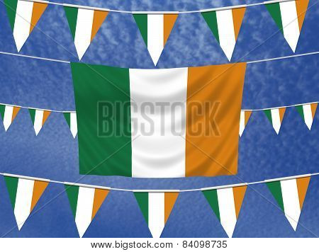 Irish Flags