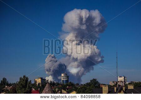 War in Donetsk