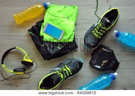 Clothes Make Running