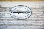 stock photo of jesus sign  - Compassion Concept  - JPG