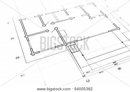Architectural Or Engineering Plans