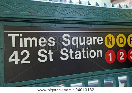 Subway Station (nyc)
