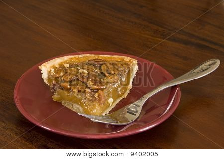 Piece Of Homemade Pie