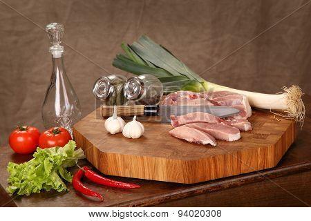 Sirloin Pork