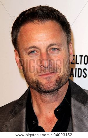 LOS ANGELES - MAR 3:  Chris Harrison at the Elton John AIDS Foundation's Oscar Viewing Party at the West Hollywood Park on March 3, 2014 in West Hollywood, CA