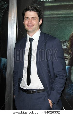 LOS ANGELES - APR 3:  James Lafferty at the