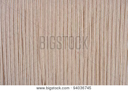 Beige Cord As Background Texture