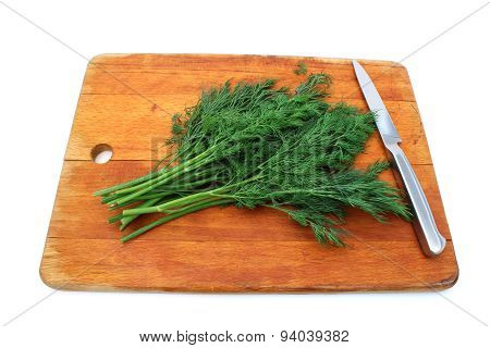 Sprigs Of Dill