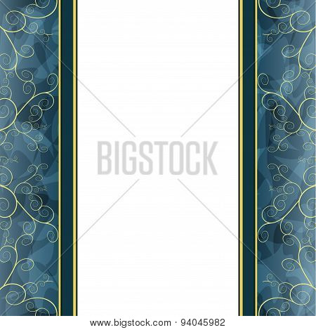 Vintage Luxury Background For Invitation Or Greeting Card
