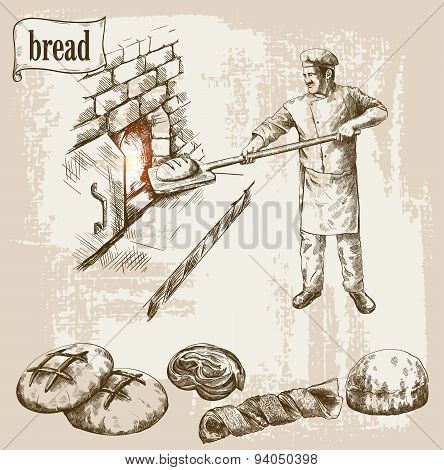 profession of bread baker