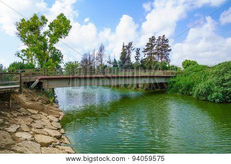 Nahal Alexander Nature Reserve