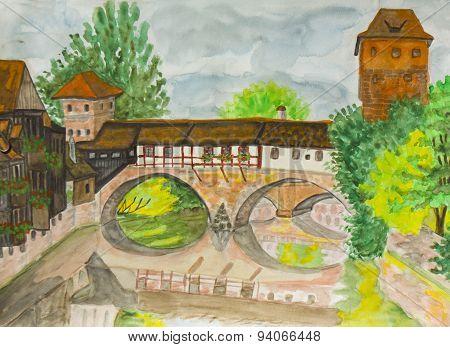 Nurenberg, Painting