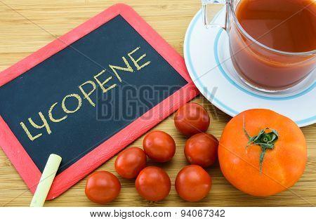Lycopene In Tomato