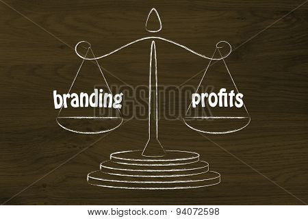 Finding A Good Balance In Business: Branding & Profits