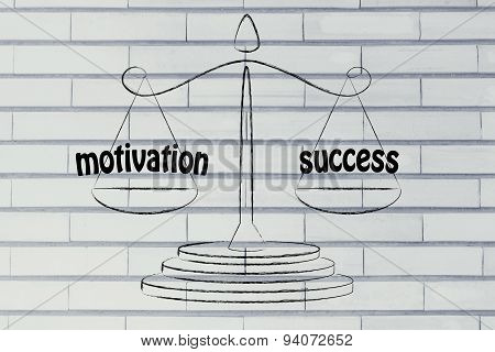 Finding A Good Balance In Business: Motivation & Success
