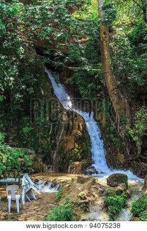 Harbiye Waterfall