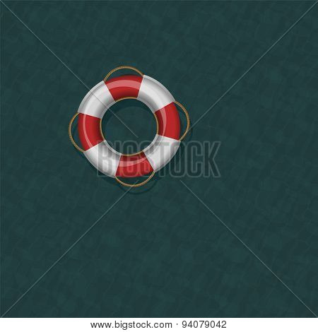Lifebuoy Ocean Life Saver Ring Belt