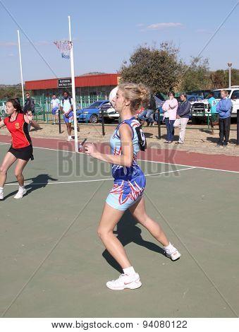 Korfball League Ladies Games
