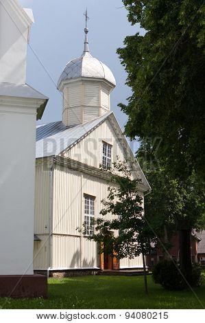 Svedasai Church