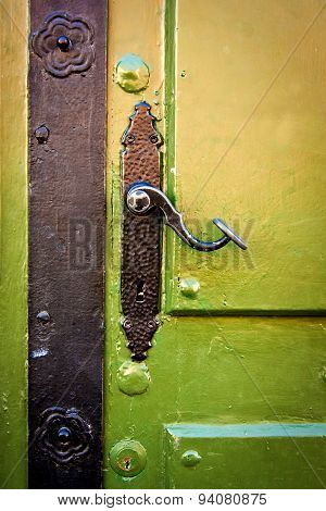 Metal Doorhandle