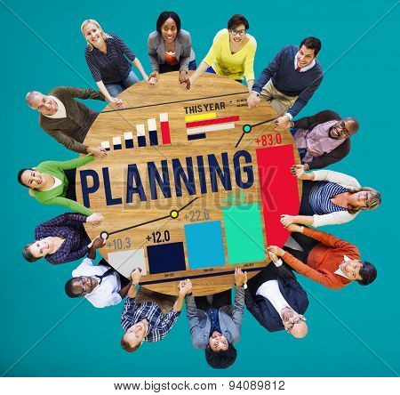 Planning Plan Ideas Guidelines Mission Strategy Concept