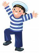picture of vest  - Happy jolly boy - JPG