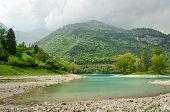 stock photo of lagos  - Lago di Tenno  - JPG