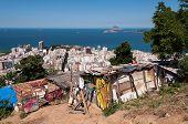 picture of ipanema  - Cantagalo Favela - JPG