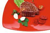 foto of red meat  - meat food  - JPG