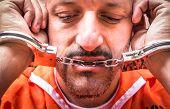 picture of handcuff  - Dead man walking  - JPG