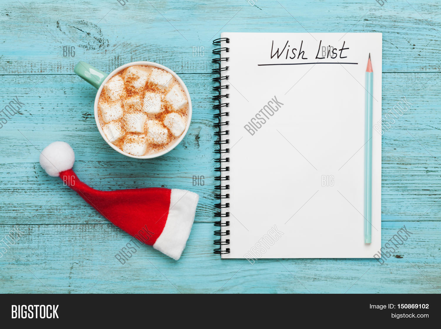 Cup Hot Cocoa Chocolate Marshmallow Image  Photo  Bigstock