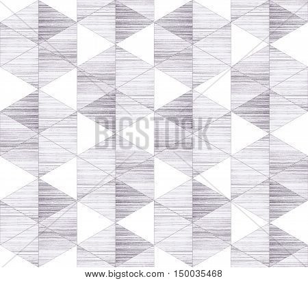 Black and white gray geometric sacral hexagon grunge textured art background