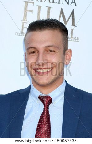LOS ANGELES - SEP 30:  Jordan WIse at the Catalina Film Festival - Friday at the Casino on September 30, 2016 in Avalon, Catalina Island, CA