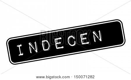 Indecent Rubber Stamp