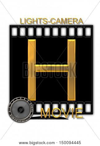 Alphabet Movie Buff H