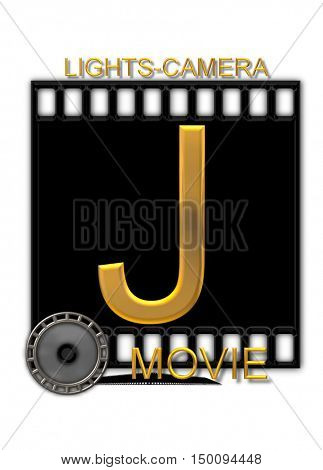 Alphabet Movie Buff J